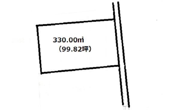 敷地330.00㎡(約99.82坪)