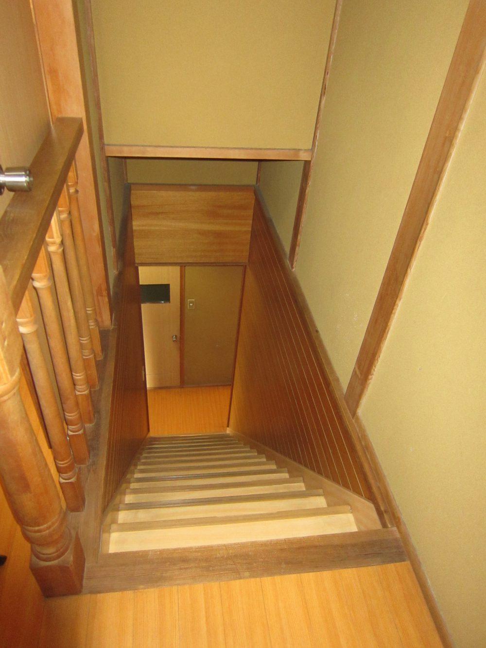 2階・階段