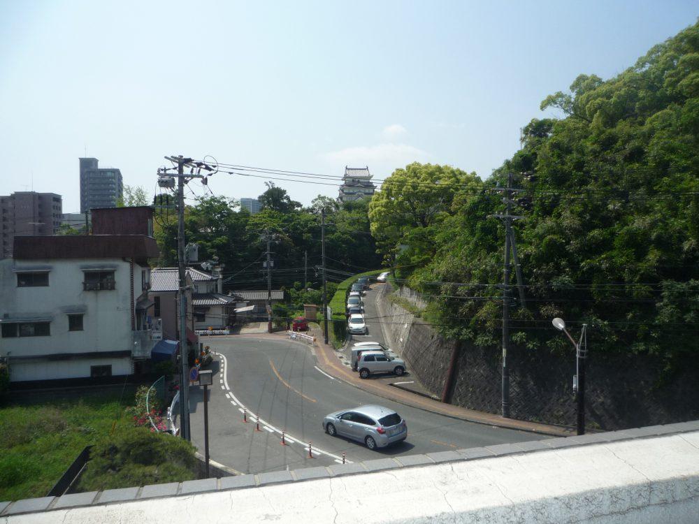 福山城が見えるお部屋もあります♪
