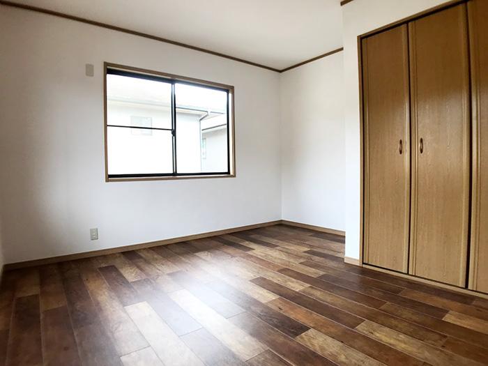 2F北西側洋室