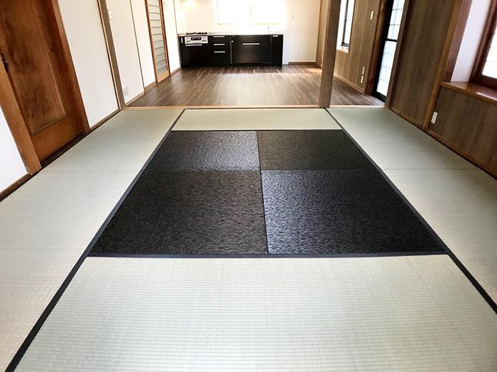 リビング横畳スペース