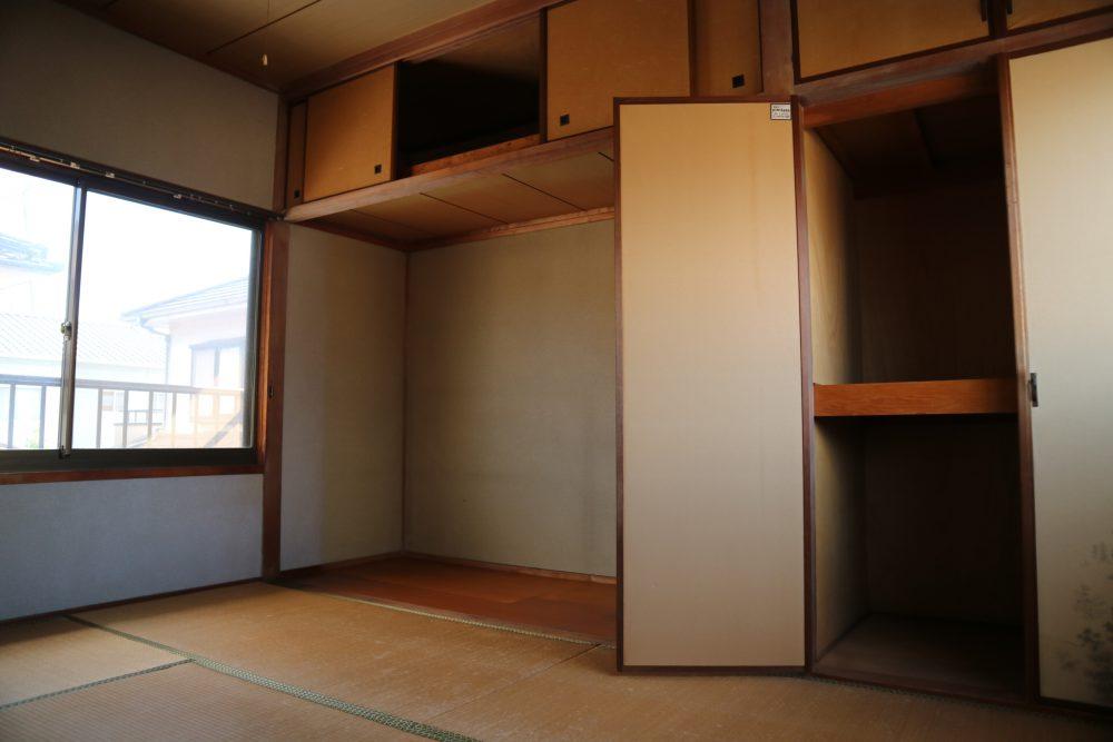 2階和室も、収納充実♪