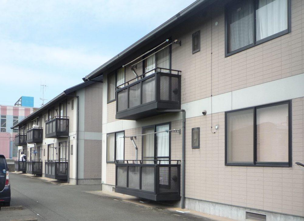 近隣には福山市立大学、スポーツジムホリディ等あります。