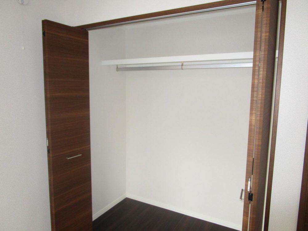 収納:2階洋室の収納。