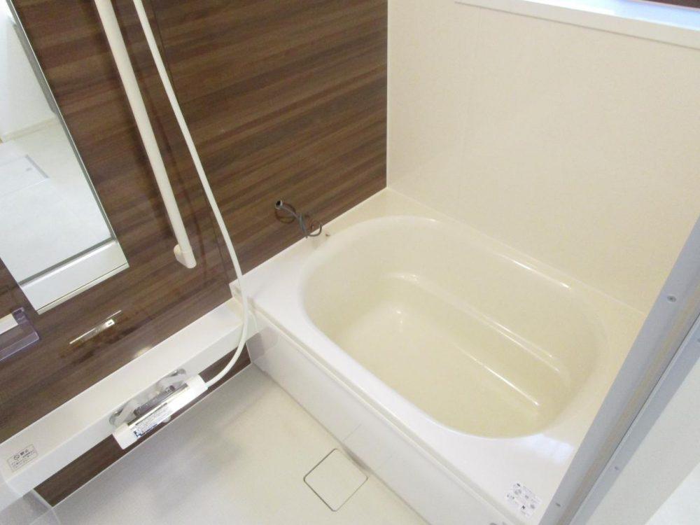 浴室:清潔感のある浴室です