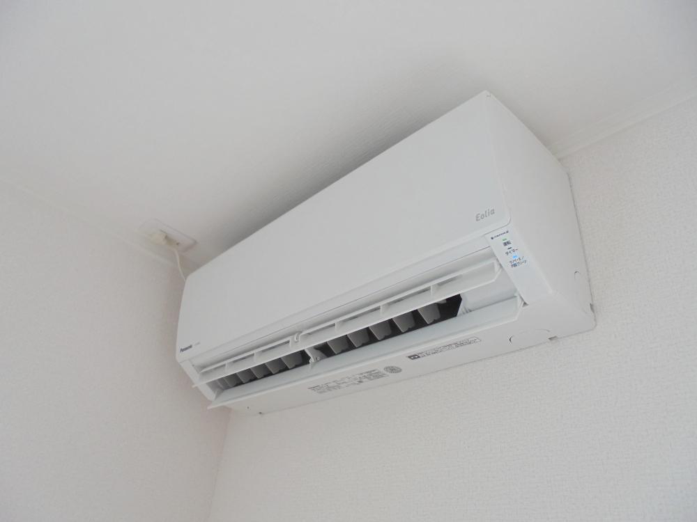 エアコン:1階洋室にエアコンあります♪