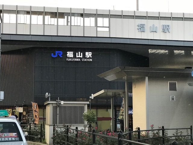 JR福山駅まで徒歩約4分