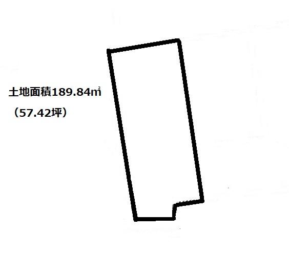 面積189.84㎡(57.42坪)