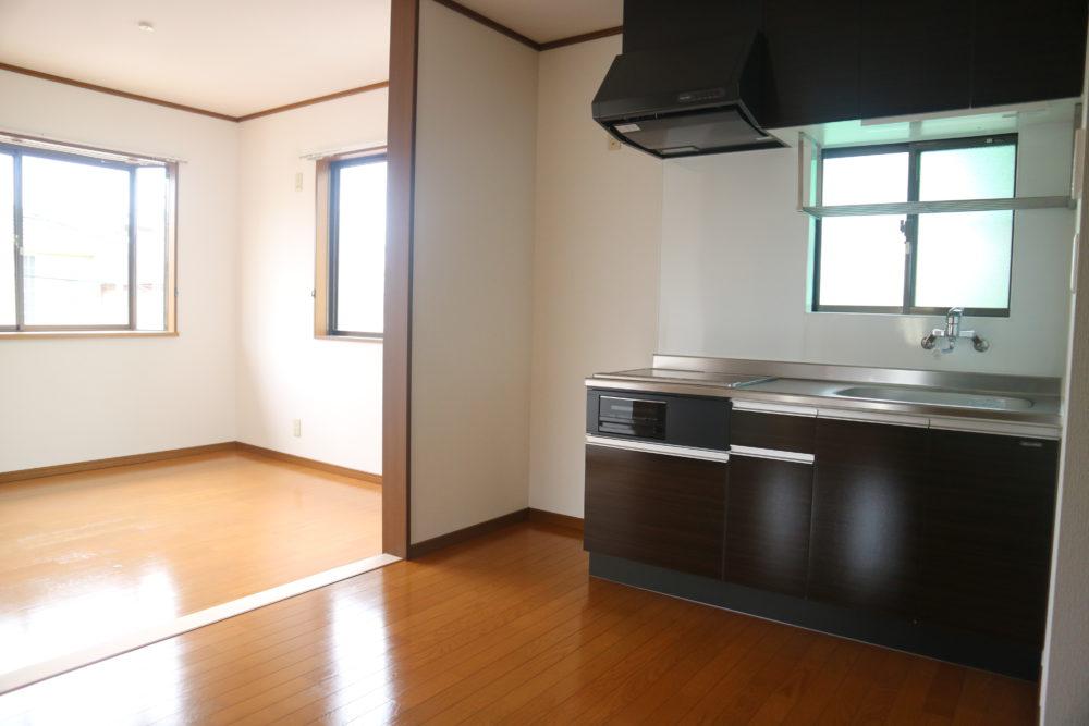 きれいなキッチンです♪気持ちよくお使いいただけます(^^)/