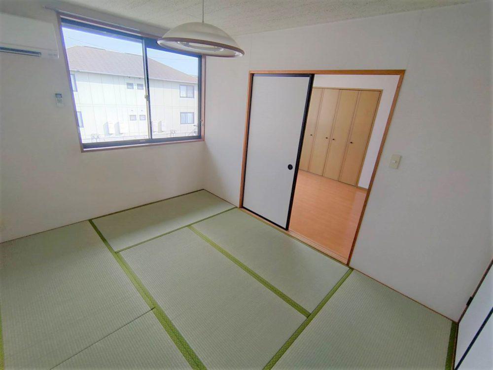 ご家族の寝室や、お子様スペースにいかがですか。